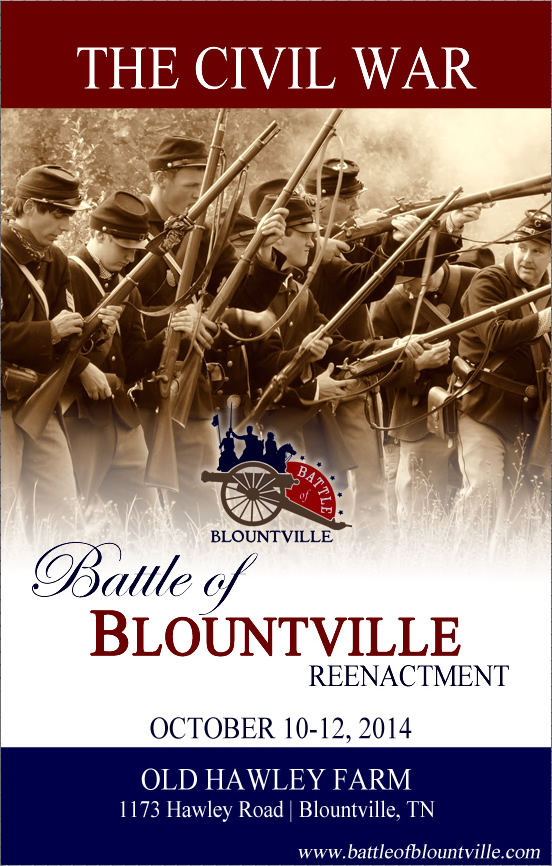 2014 Battle of Blountville Civil War Reenactment