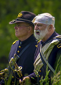 Battle of Blountville | Re-Enactment and Military Park